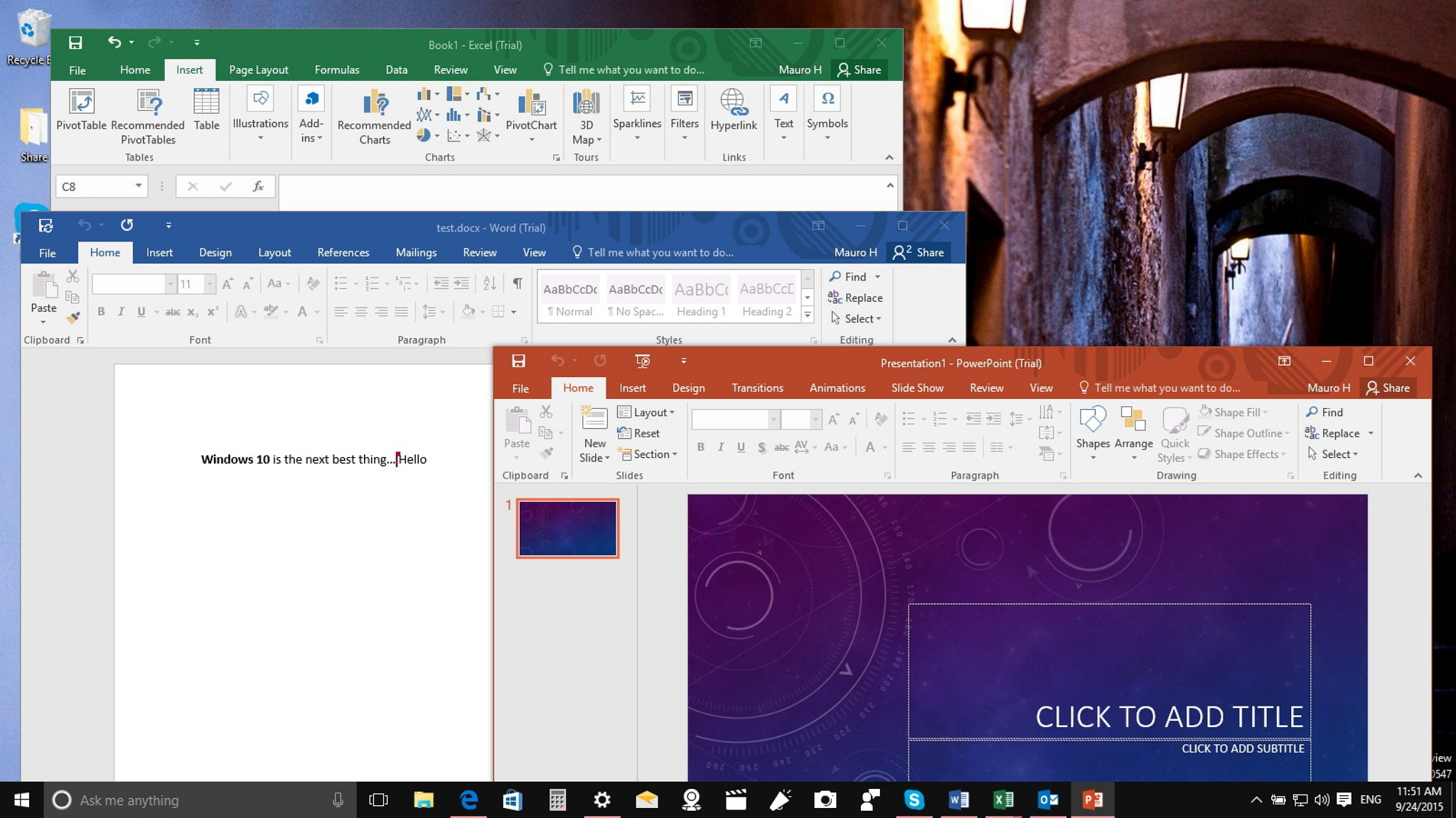 microsoft office applications not opening