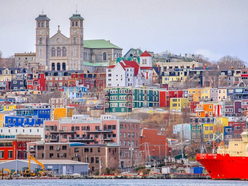 where to get pardon application in st johns nl