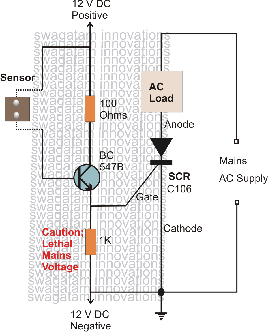 3 applications of transistors using dc