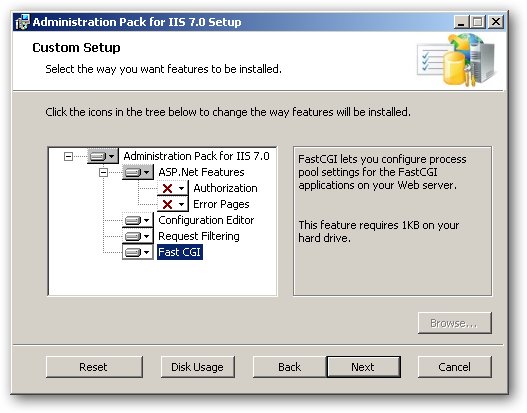 how to deploy a php application in iis
