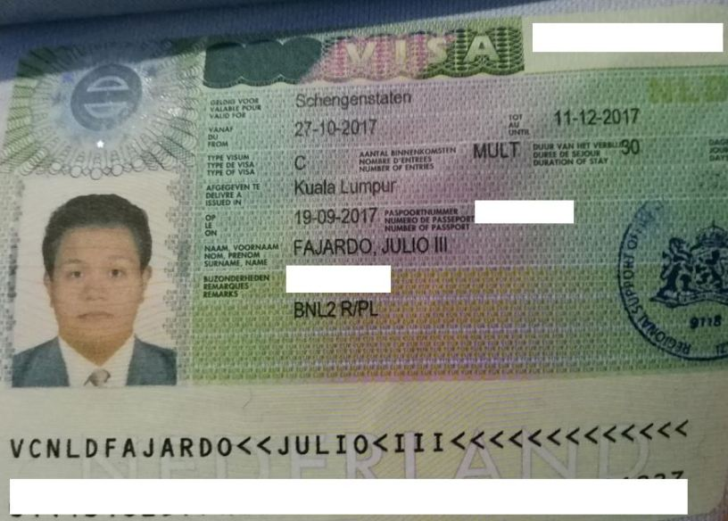 how long does it take to withdraw visa application