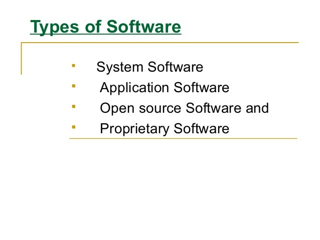 meaning of system application program