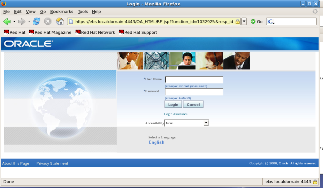 oracle application server forms services plugin firefox
