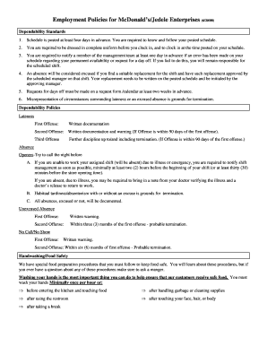 mcdonalds employment application form australia