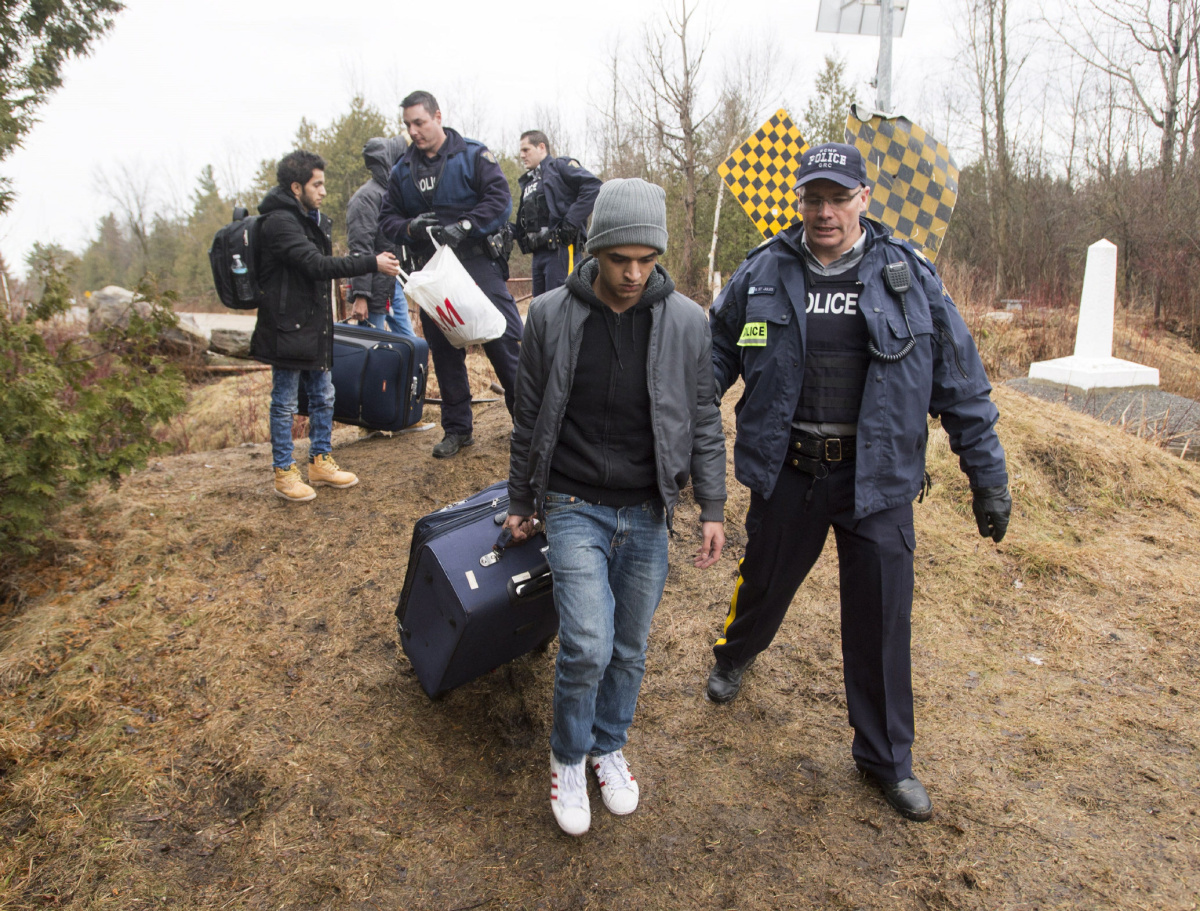 timeline processing refugee application canada