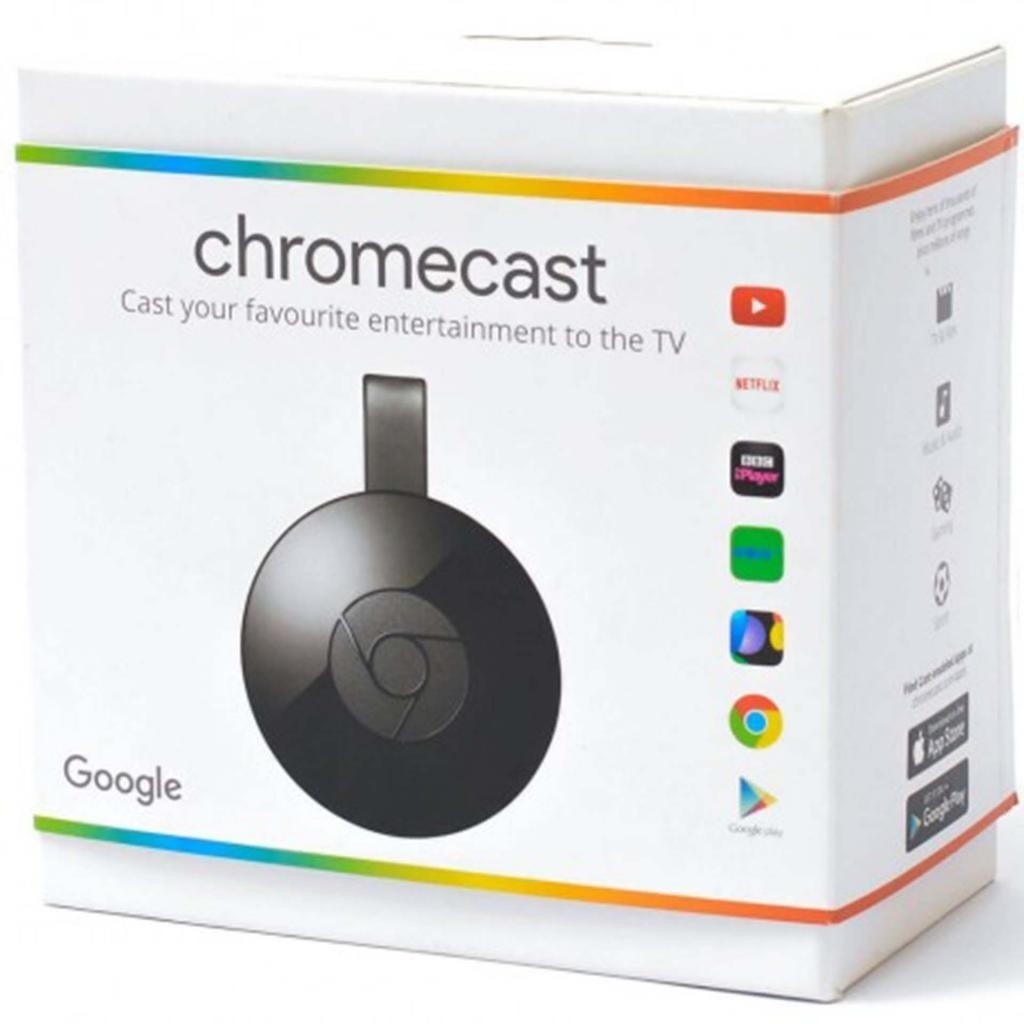 application chromecast pour google chrome