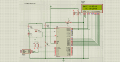 real time applications of microcontroller 8051