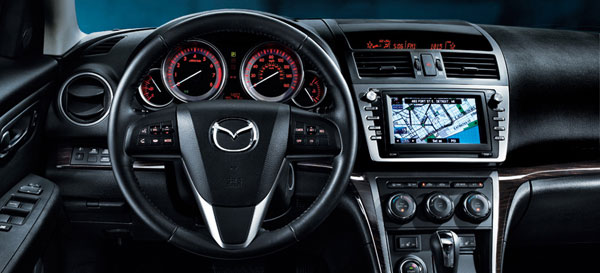 tomtom application for mazda navigation system