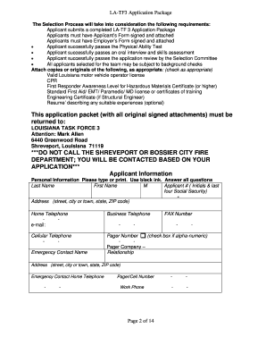 how to fill out officer application air force