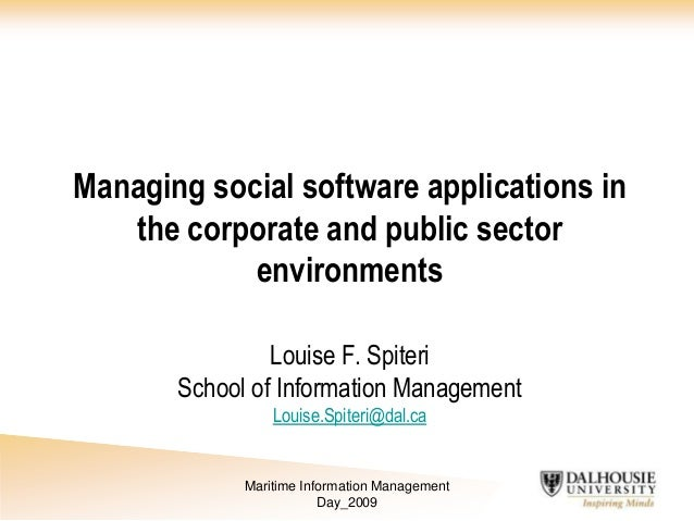 infor public sector application software