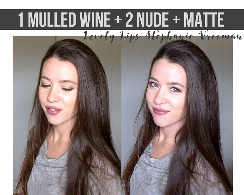 mulled wine lipsense application tips