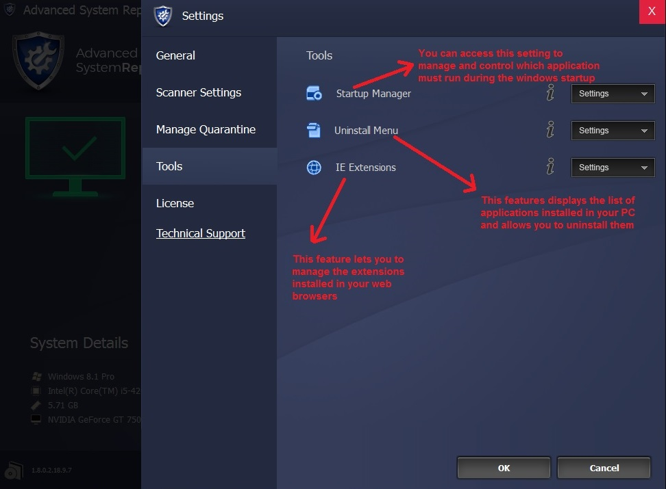 start up applications on pc