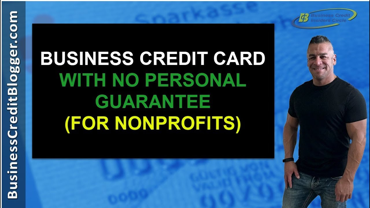what is a personal guarantee on a credit application